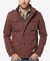 Buffalo David Bitton Men's Jimmy Stand Collar Coat