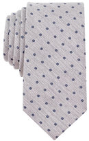 Nautica Silk-Wool Blend Dot Tie