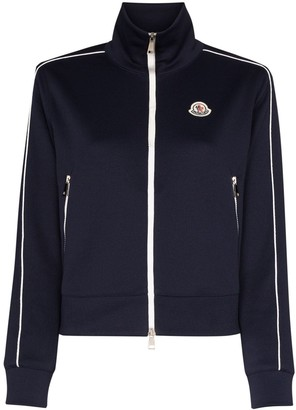 Moncler Maglia zip-up track jacket