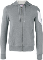 Moncler Gamme Bleu zipped hoodie - men - Cotton - M