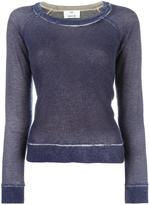 Allude cashmere faded effect jumper - women - Cashmere - S