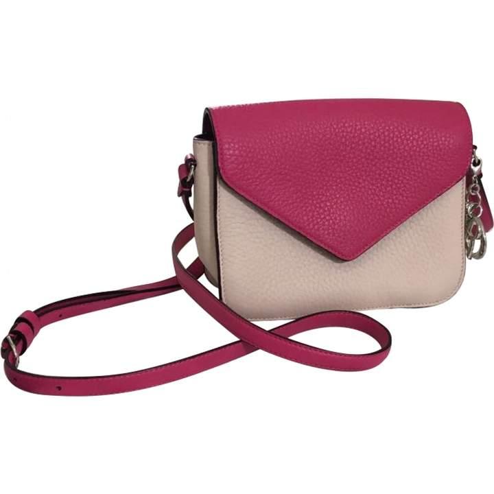 Christian Dior Diorissimo leather crossbody bag