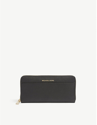 MICHAEL Michael Kors Jet Set leather continental wallet