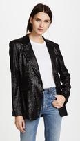 Rachel Zoe Rixey Sequin Blazer