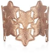 BaubleBar Rose Gold Star Cuff