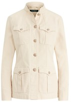 Ralph Lauren Stretch-Cotton Canvas Jacket