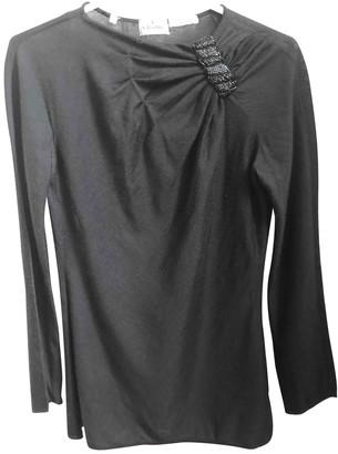Valentino Black Cashmere Knitwear
