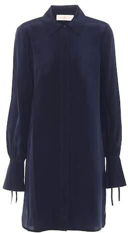 Tory Burch Kaylee silk shirt dress