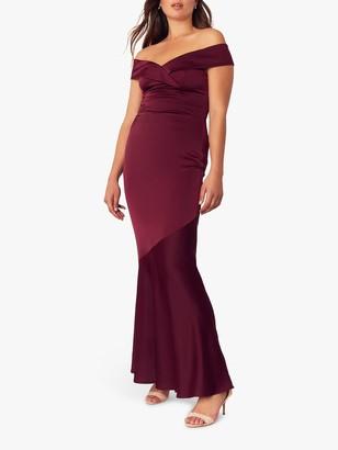 Oasis Bardot Maxi Dress