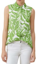 Hobbs London Santa Monica Printed Top