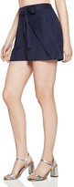BCBGeneration Tie-Front Shorts
