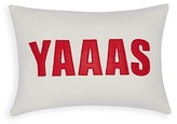 Alexandra Ferguson Yaas Decorative Pillow, 10 x 14 - 100% Exclusive