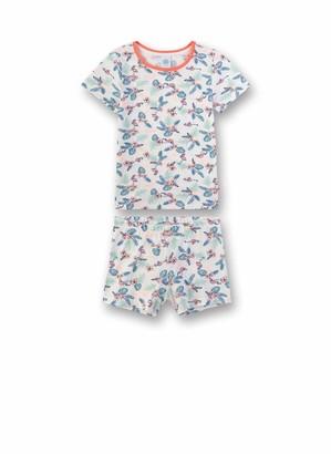 Sanetta Girl's Kurzer Pyjama Set
