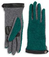 Echo Wool-Blend Gloves