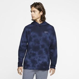 Nike Men's Pullover Fleece Hurley Lightning Wash