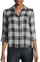 Generation Love Calvin Plaid Shirt