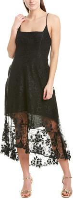 Allen Schwartz Alicia Midi Dress