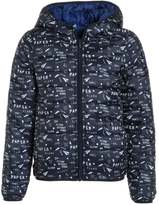 Ikks CARGO JACK Winter jacket navy/bleu electric