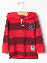 Gap Rugby henley hoodie