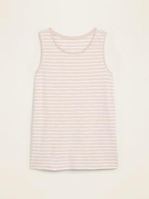 Old Navy EveryWear Striped Slub-Knit Tank Top for Women
