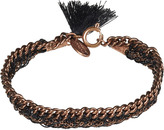 Scotch & Soda Lurex Chain Bracelet