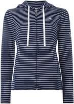 Lauren Ralph Lauren Striped zip lounge jacket
