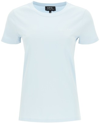 A.P.C. Item Print T-Shirt