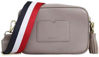 Belle & Bloom WFR300GRY We The Free Zip Around Crossbody Bag