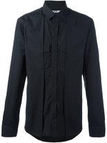 Chalayan pleat front shirt