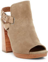 Frye Karissa Braid Shield Platform Sandal