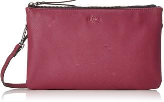 s.Oliver (Bags) 39.712.94.4482 Womens Clutch Violett (Mauve) 3x14.5x23.5 cm (B x H T)