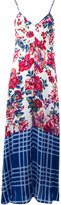 Dondup Narret floral print dress - women - Spandex/Elastane/Cupro/Viscose - 42