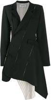 Monse asymmetric hem coat