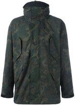 Rag & Bone high neck zipped jacket