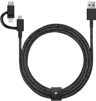 Native Union Belt universal cable Cosmos Black