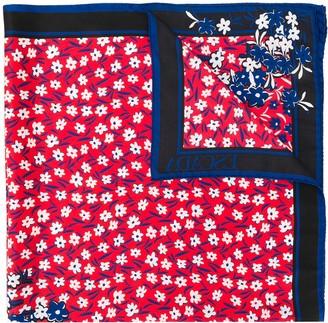 Escada Sport Silk Printed Scarf