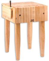 "John Boos & Co.® Butcher Block Table, 30"" x 24"" x 10"""