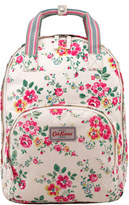 Cath Kidston Thorp Flowers Multi Pocket Backpack