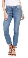 Paige Women's Jacqueline High Rise Ankle Straight Leg Jeans