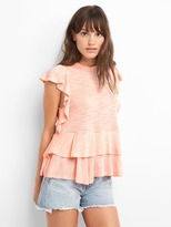 Gap Flutter tier top