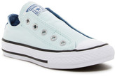 Converse Chuck Taylor® All Star® Lace-Less Slip-On Sneaker (Little Kid & Big Kid)