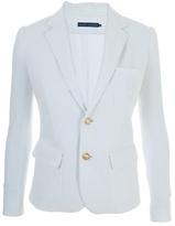RALPH LAUREN - Cotton blazer