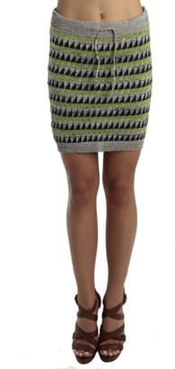 Suno Diamond Mini Skirt