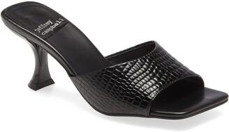 Jeffrey Campbell Mr-Big Slide Sandal