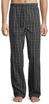 Hudson North Checkered Woven Sleep Pants