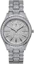 JBW Women's Cristal 1/10 cttw Diamond StainlessWatch