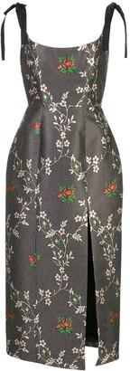 Markarian Floral Print Dress