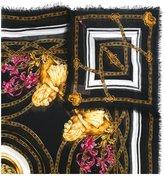 Versace 'Ganimede' scarf - women - Silk/Modal - One Size