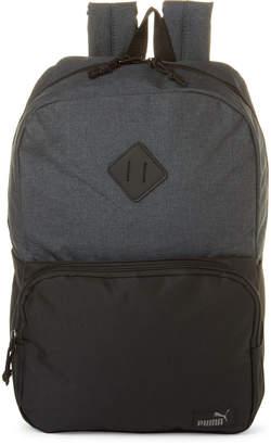 Puma Black Exploration Laptop Backpack