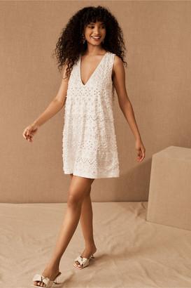 Forever That Girl Alexis Beaded Mini Dress